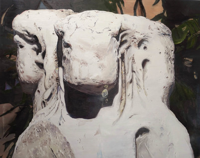 Mireille Blanc  Figures  2016